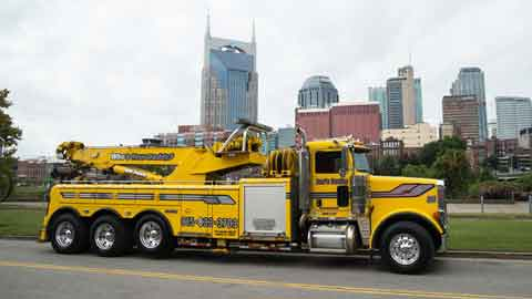 Nashville Towing Rates How Much Does Davidson County Towing Cost